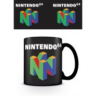 Nintendo N64 11Oz colored Mug