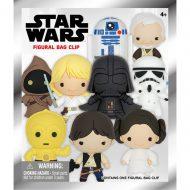 Star Wars Series 1 Foam Bag Clip
