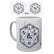 Dungeons and Dragons D20 – Mug