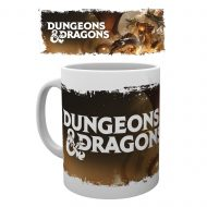 Dungeons and Dragons Tiamat – Mug