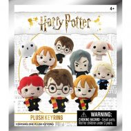 Harry Potter 3D Plush Bag Clip