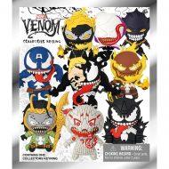 Marvel Venom 3D Foam Bag Clip