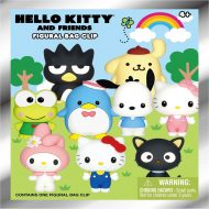 Hello Kitty Collectible Foam Bag Clip