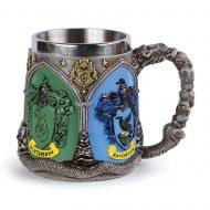 Harry Potter Hogwarts Houses Polyresin Tankard
