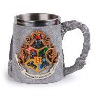 Harry Potter Hogwarts School Polyresin Tankard