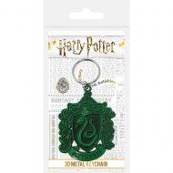 Harry Potter Slytherin Crest Metal Keychain