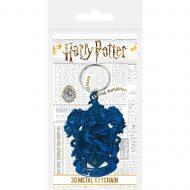 Harry Potter Ravenclaw Crest Metal Keychain