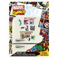 Marvel Comics Heroes Magnet Set