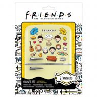 Friends Chibi Magnet Set