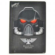A5 Notebook – Warhammer (Space Marine)