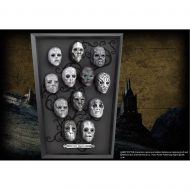 Harry Potter – Death Eater 12 Mini Mask Collection