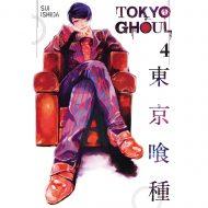 Tokyo Ghoul Vol 04