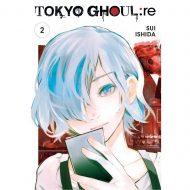 Tokyo Ghoul Re Vol 02