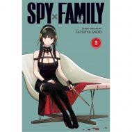 Spy X Family Gn Vol 03