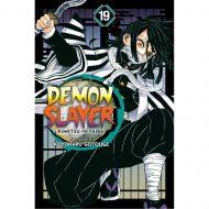 Demon Slayer Kimetsu No Yaiba Vol 19