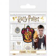 Harry Potter Gryffindor Enamel Pin Badge