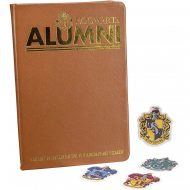 Hogwarts Alumni Notebook and Sticker Set