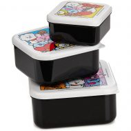BT21 Set Of 3 Snack Boxes