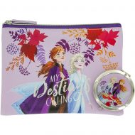 Frozen 2 Cosmetic Purse and Mirror Set