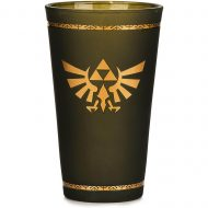 Hyrule Crest Glass