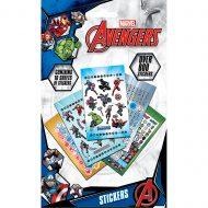 Avengers Power 800 Sticker Set