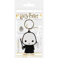 Harry Potter Voldemort Chibi Rubber Keychain