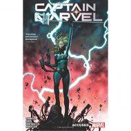 Captain Marvel Vol 04 Accused