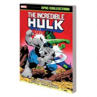 Incredible Hulk Epic Collection – Going Gray