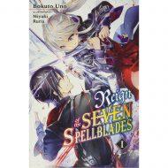 Reign Of Seven Spellblades Light Novel Vol 01