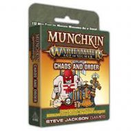 Munchkin Warhammer Age of Sigmar Chaos