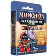 Munchkin Warhammer 40k Cults & Cogs