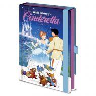 Disney Vintage Princess Cinderella A5 Premium Notebook