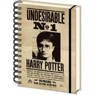Harry Potter Sirius & Harry 3D Notebook