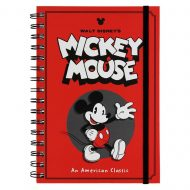 MICKEY MOUSE A5 WIRO NOTEBOOK