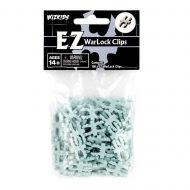 WarLock Tiles: WarLock EZ Clips (100 ct.)
