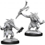 D&D fígúrur Goblin Guide & Goblin Bushwhacker