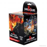 D&D Icons of the Realms Booster Set 15 Fangs and Talons