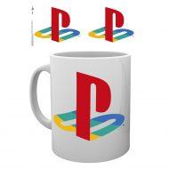 Playstation Colour Logo – Mug