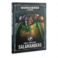 Codex Supplement Salamanders