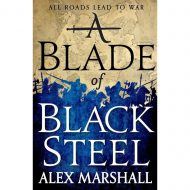 A Blade of Black Steel (Crimson Empire 02)