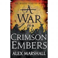 A War in Crimson Embers (Crimson Empire 03)