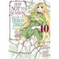 How not to Summon a Demon Lord vol 10