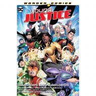 Young Justice vol 03 – Warriors and warlords