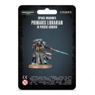 Space Marines Primaris Librarian in Phobos Armour