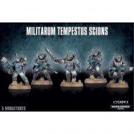 Astra Militarum Militarum Tempestus Scions