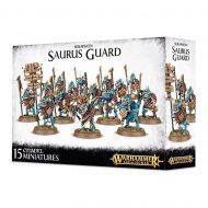 Seraphon Saurus Guard
