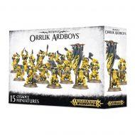 Orruk Warclans Ardboys