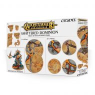 Shattered Dominion 40mm and 65mm Round Bases