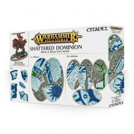 Shattered Dominion 60mm and 90mm Oval Bases