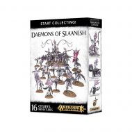 Start Collecting Daemons of Slaanesh